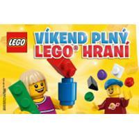 LEGO® hraní v Centru Černý Most