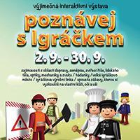 Poznávej s Igráčkem v OC Silesia
