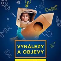 Interaktivně edukativní výstava VYNÁLEZY A OBJEVY v Paláci Pardubice
