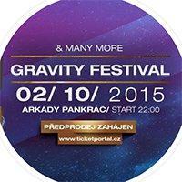 Gravity Festival opět v Arkádách Pankrác