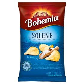 Bohemia Chips bramborové lupínky, různé druhy
