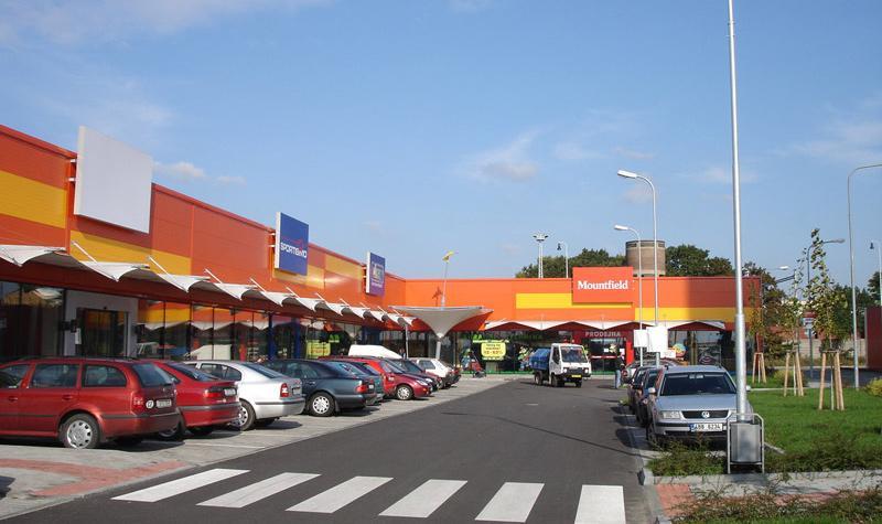 Paráda shopping - Hodonín -