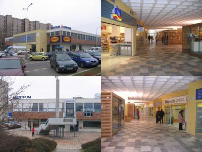 Obchodní dům Centrum  -