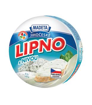 Jihočeské Lipno, tavený sýr s příchutí 60%