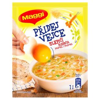 Maggi polévka Přidej vejce, vybrané druhy