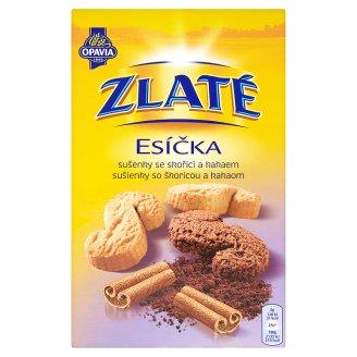 Opavia Zlaté sušenky, vybrané druhy