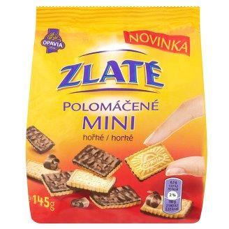 Opavia Zlaté Mini polomáčené sušenky, vybrané druhy