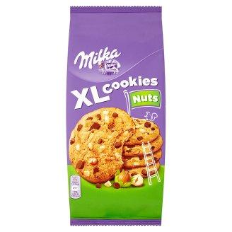 Milka XL cookies choco pšeničné sušenky, vybrané druhy
