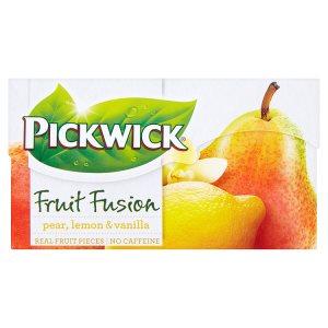 Pickwick Fruit Fusion Hruška s citronem 20 x 2g