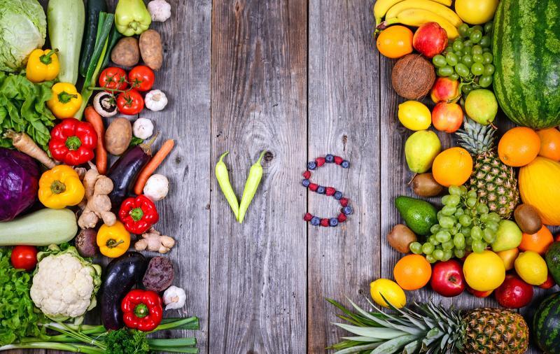Lidl: Stikeez – Ovoce a zelenina