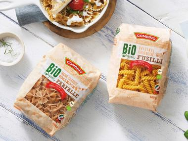 Bio řady řetězců 4: Bio výrobky v Lidlu
