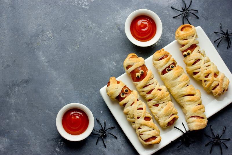 Halloween: recepty
