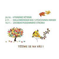 Stravte podzimní pátky v Kulíškově v NC Oaza Kladno