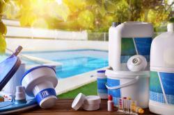Příprava bazénu na léto