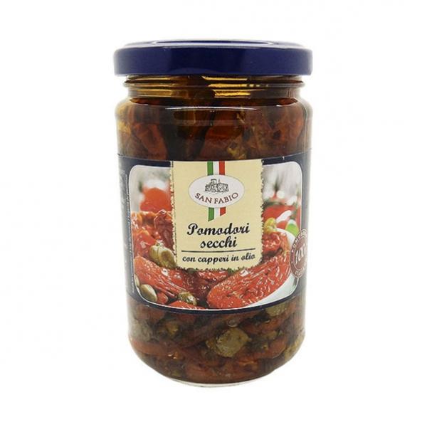 DTest: Jak vybrat sušená rajčata v oleji