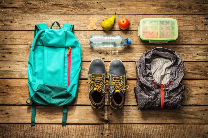 Jak sbalit dítě na tábor a nic nezapomenout