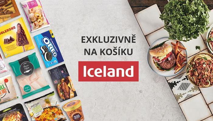 Iceland v Česku zahájil on-line prodej