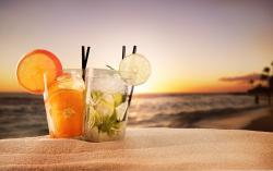 Výborné domácí letní drinky