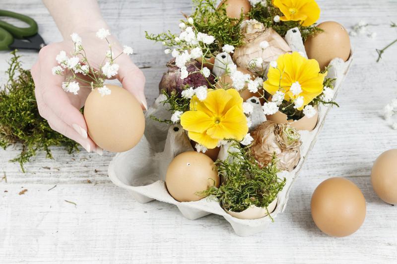 Vytvořte si vlastní velikonoční výzdobu