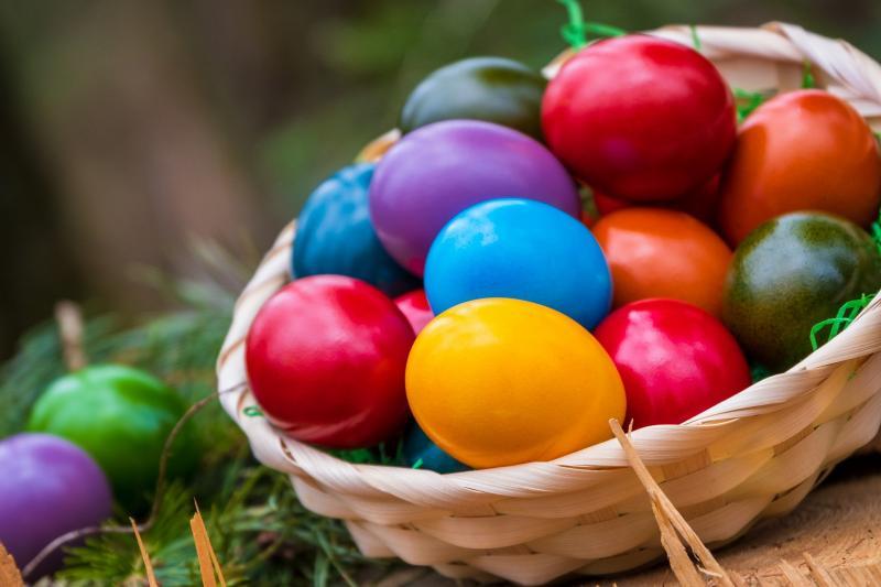 Hody hody doprovody, dejte vejce malovaný. Pár tipů na ozdobení vajíček