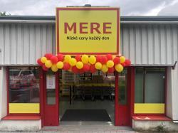 Řetězec Mere otevřel své prodejny v Česku. Je levnější než Lidl a Penny