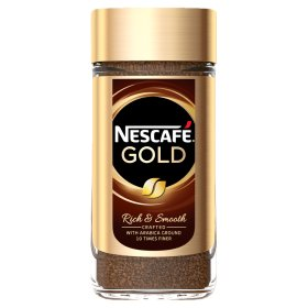 Nescafé Gold instantní káva 200g, vybrané druhy