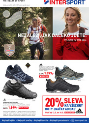 Letáky Intersport