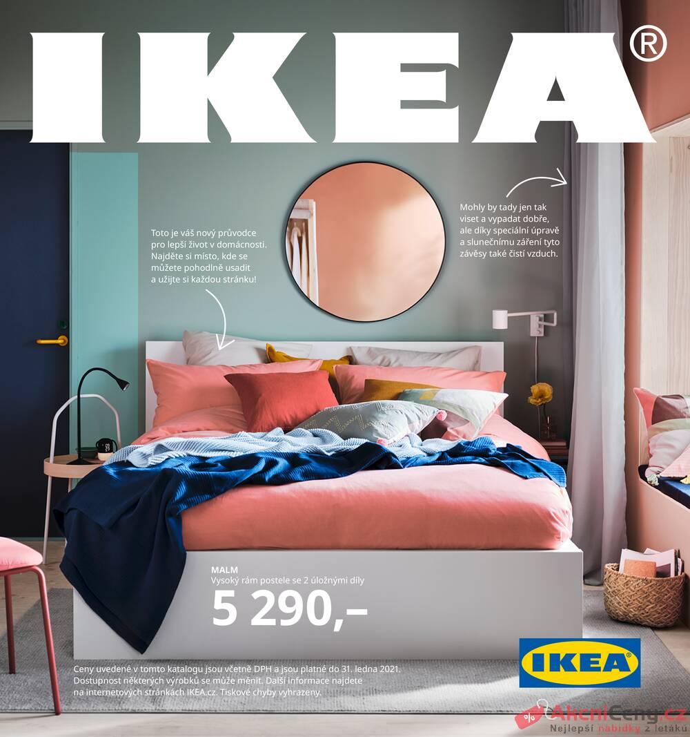 Leták Ikea - IKEA do 31.1.2021 - strana 1