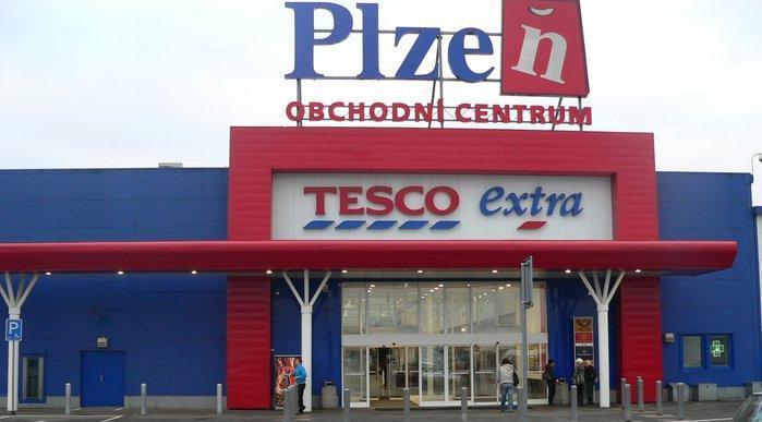 Obchodní Centrum Plzeň -