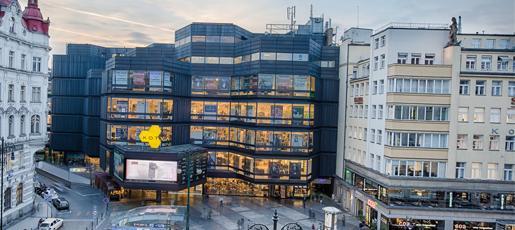Obchodní dům KOTVA -