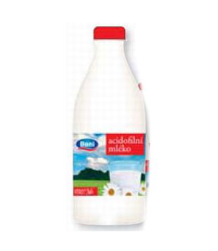 Boni acidofilní mléko