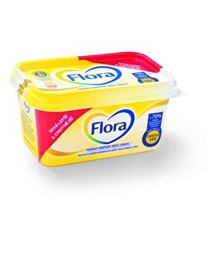 Flora 400g, vybrané druhy