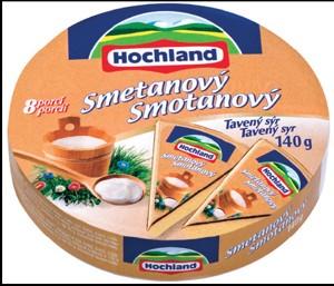 Hochland tavený sýr