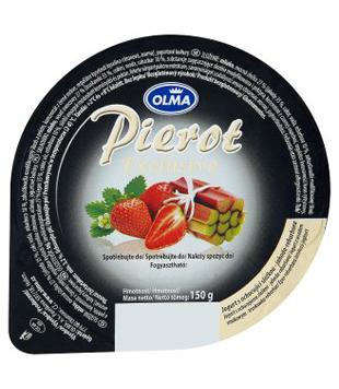 jogurt Olma Pierot Exclusive s příchutí, různé druhy