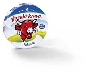 Veselá kráva sýr 120g, různé druhy