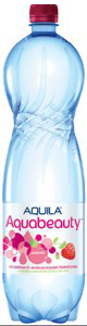 Aquila Aquabeauty pramenitá voda, ochucená