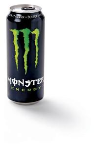 Monster energetický nápoj 500ml, vybrané druhy