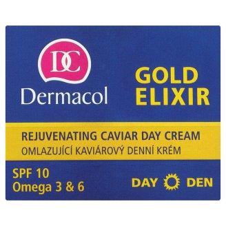 Dermacol Gold elixir omlazující kaviárový denní, noční krém