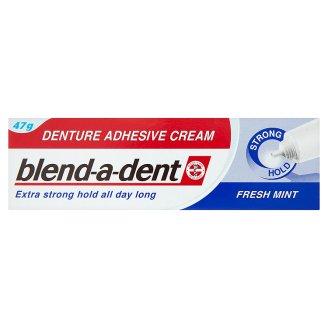 Blend-A-Dent fixační krém na zubní náhradu, vybrané druhy