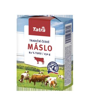 Tatra máslo 82 %