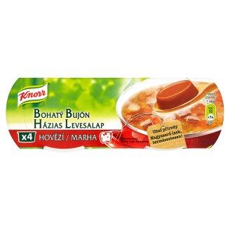Knorr Bohatý bujón 4x28g, různé druhy