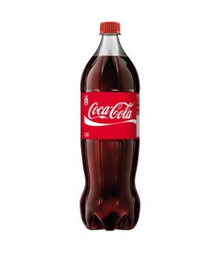 Coca-Cola 1,75l, vybrané druhy