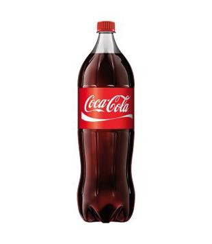 Coca-Cola 2,25l, vybrané druhy