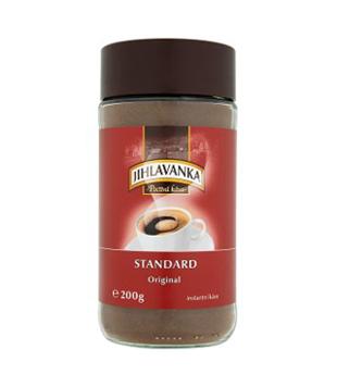 Jihlavanka Standard 200g, instantní káva, vybrané druhy
