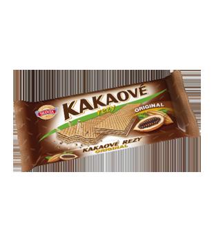 oplatky Kakaové řezy, různé druhy