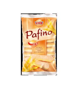 Sedita Pafino piškoty, dlouhé