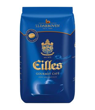 zrnková káva EILLES Gourmet Café
