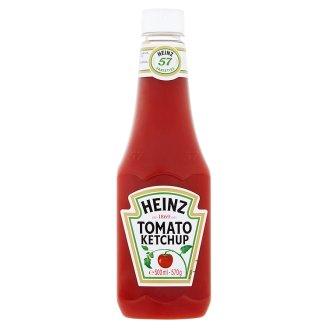 Kečup Heinz, vybrané druhy