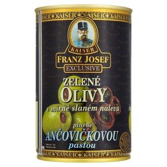 Kaiser Franz Josef Olivy 300g, vybrané druhy
