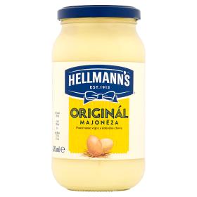 Hellmann's tatarská omáčka, majonéza 420ml